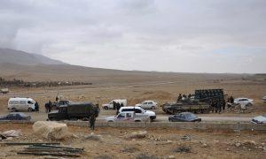 Syrian Army Retakes Town of Palmyra