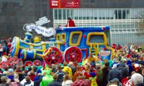Celebrating Carnival in Germany's Dusseldorf