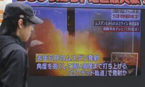 North Korea Fires 4 Banned Ballistic Missiles Into Sea