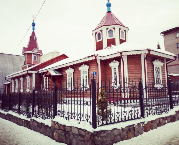 Novosibirsk Wooden house. (Vlatka Jovanovic)