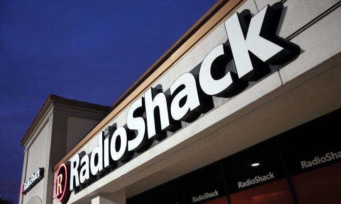 A RadioShack store in Dallas. (AP Photo/Tony Gutierrez)