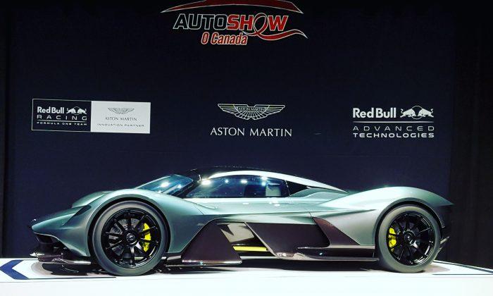 Aston Martin AM-RB 001 (Courtesy of David Taylor)