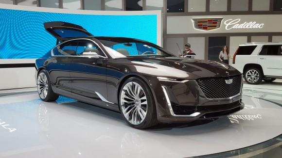 Cadillac Escala (concept) (Courtesy of David Taylor)