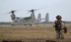Official: Hundreds of Marines Deployed to Syria