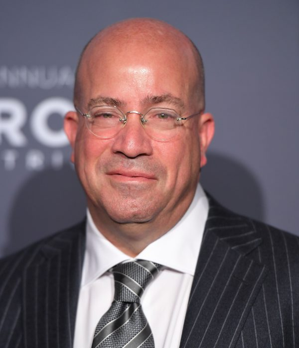 CEO of CNN Worldwide Jeff Zucker attends the 10th Annual CNN Heroes All-Star Tribute at the American Museum of Natural History in New York City on Dec. 11, 2016. (ANGELA WEISS/AFP/Getty Images)