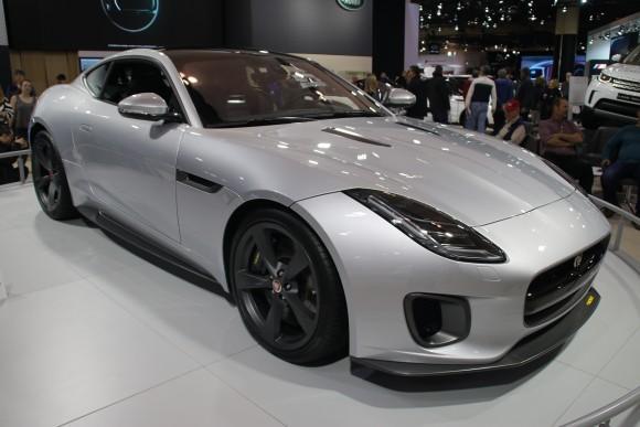 Jaguar F-Type 400 Sport (Courtesy of David Taylor)