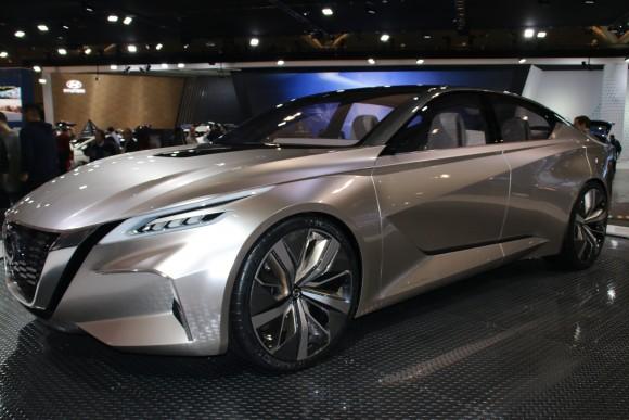 Nissan VMotion (concept) (Courtesy of David Taylor)