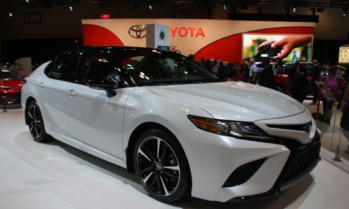 Toyota Camry (Courtesy of David Taylor)
