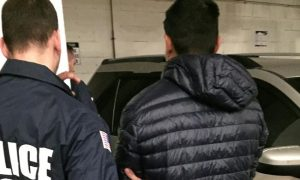 ICE Arrests Brazilian Armed Robbery Suspect