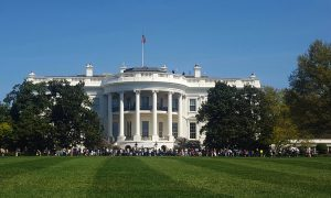 Man Carrying Knife Arrested Outside White House After Making Assassination Threat