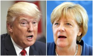 Merkel to Meet Trump in Clash of Style and Substance