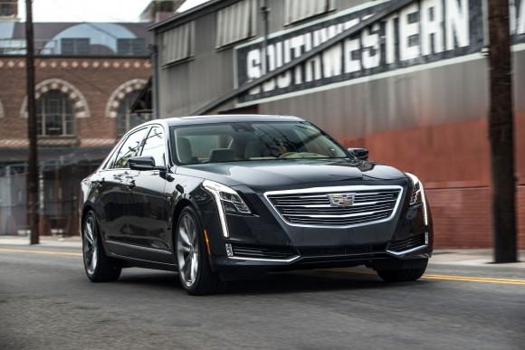Cadillac CT6  (Courtesy of General Motors)