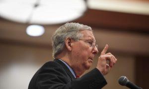 Republican Senators Criticize CBO, Welcome Health-Care Plan