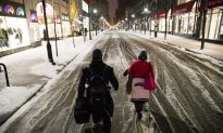 Snowstorm Clobbers the Northeast After Weeks of Mild Weather