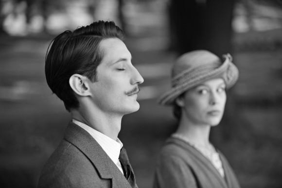 """Pierre Niney and Paula Beer in """"Frantz.""""  (Mandarin Films)"""