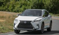 Lexus RX 350: Canada's Best-selling Luxury SUV