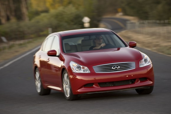 2009 G37 Sedan (Courtesy of Infiniti)