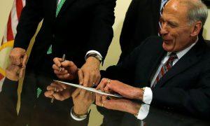 Senate Confirms Trump Intelligence Nominee, Security Adviser