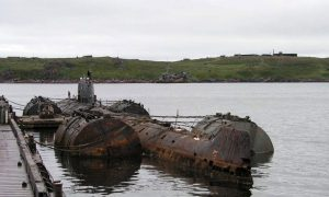 Soviet Union Dumped Nuclear Submarines, Radioactive Waste Into the Ocean Despite Ban