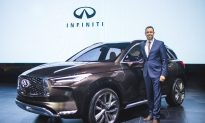 Infiniti: Performance is Where Things Begin