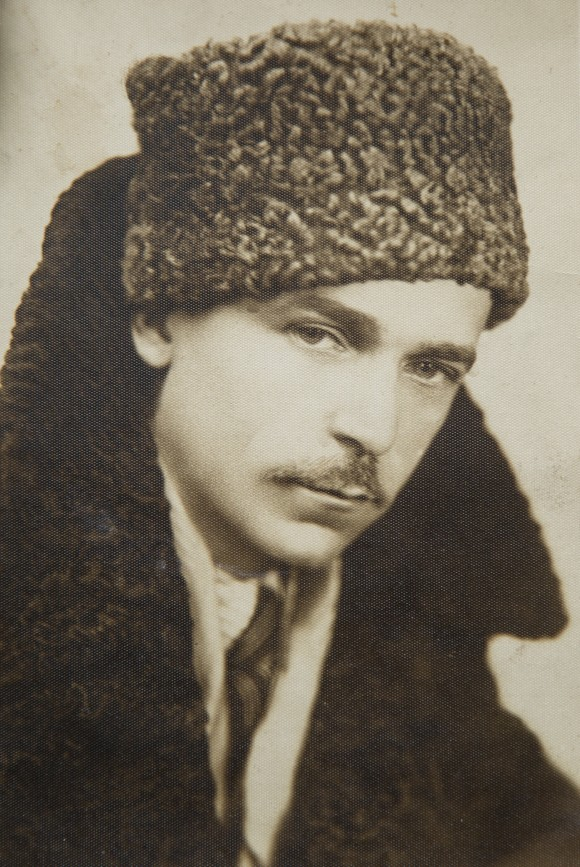 Brayer Karoly, Ildiko's father, was a wealthy businessman before being taken to Romania's gulag system in 1948. Brayer died in 1956 in a jail. (Samira Bouaou/Epoch Times)