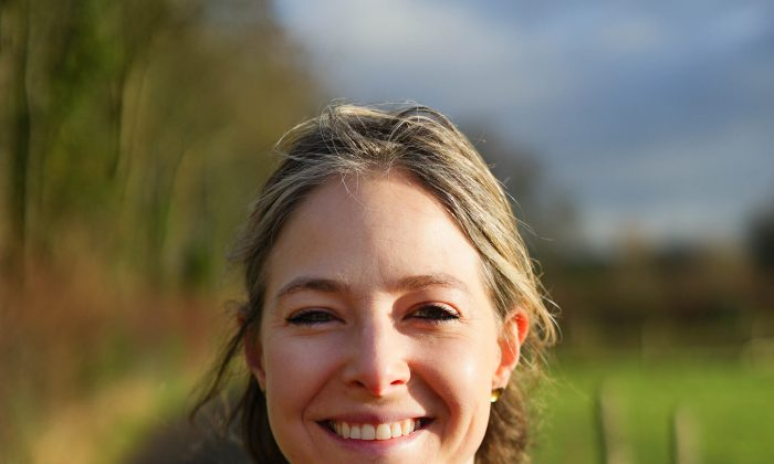 Professor Alice Roberts, anatomist, author and presenter of several BBC series. (Courtesy of Alice Roberts)