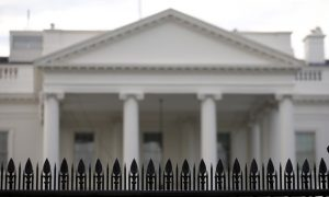 Another Person Tries to Jump White House Fence