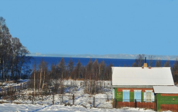 Baikal lake, Siberia. (Vlatka Jovanovic)