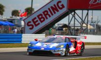 Fords 1–2 in Qualifying for the IMSA WeatherTech Mobil Twelve Hours of Sebring