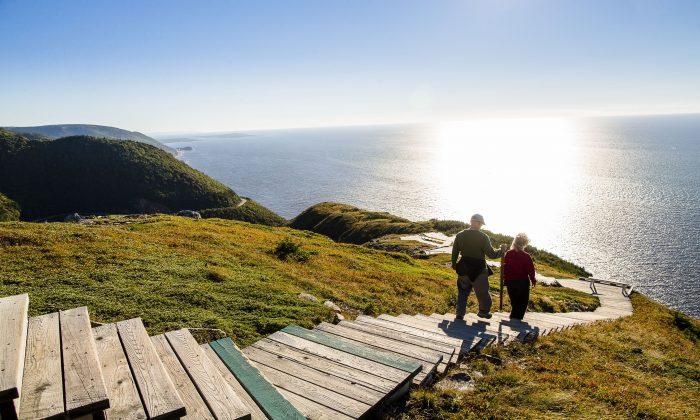 The Skyline Trail in Cape Breton. (Courtesy of Cape Breton Island)