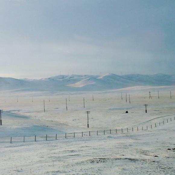 Bogd Khan Mountains Mongolia. (Vlayka Jovanovic)
