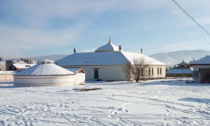 Mongolian Yurt. (Vlatka Jovanovic)