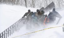 Japan Avalanche Kills Seven High School Students, Teacher