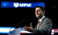 Ryan Dampens Hopes for Quick Revival of US Healthcare Overhaul