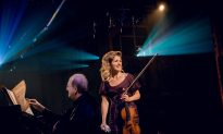 Anne-Sophie Mutter Marks 40 Years on Stage