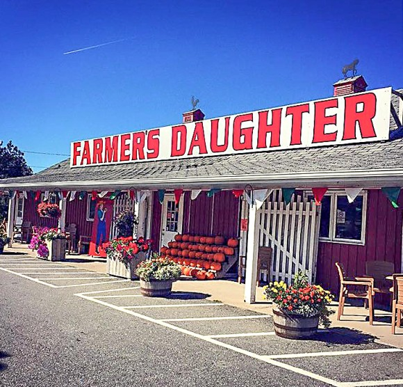 The Farmer's Daughter Country Market in Whycocomagh, Nova Scotia. (facebook.com)