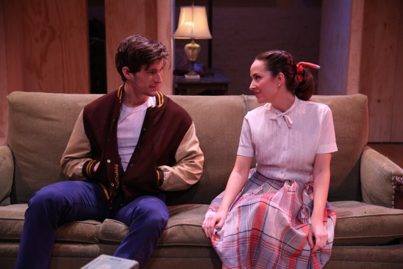 Hannah Elless and David T. Patterson in
