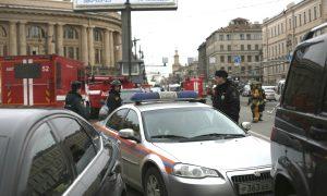 Blast on Russian Subway Kills 10, 2nd Bomb Is Defused