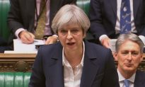 May to Raise 'Hard Issues' With Saudi Arabia, Stand up for UK Interests