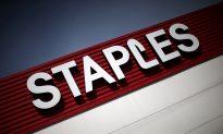 Office Supplies Retailer Staples Explores Sale: Sources