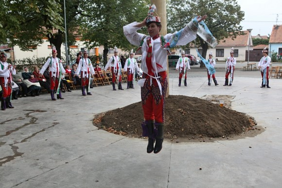 Verbunk dancers. (Courtesy Czech Tourism)
