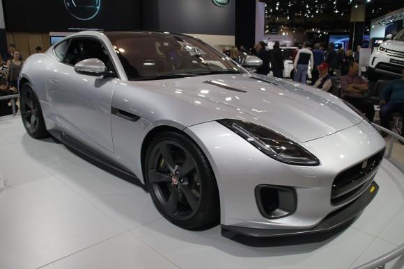 Jaguar F-Type Sport 400 (Courtesy of David Taylor)