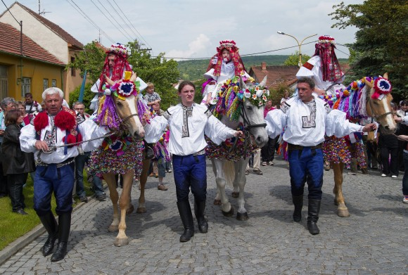 The Ride of Kings. (Vlcnov Kubik, courtesy Czech Tourism)
