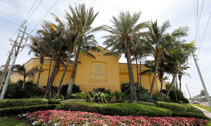 The Eau Palm Beach Resort and Spa where President of China Xi Jinping will stay is shown in Manalapan, Florida U.S., April 5, 2017. U.S. President Donald Trump will meet with Xi Jinping on April 6 and 7 at his nearby Mar-a-Lago estate. (REUTERS/Joe Skipper)