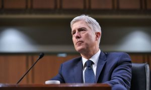 With 'Nuclear Option,' Senate Ends Democratic Blockade of Gorsuch