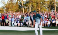 Sensational Sergio Surges to Win Masters on Seve's 60th Birthday