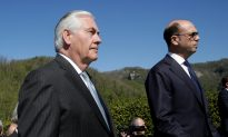 US Air Strike Gives Tillerson a Boost for Moscow Talks