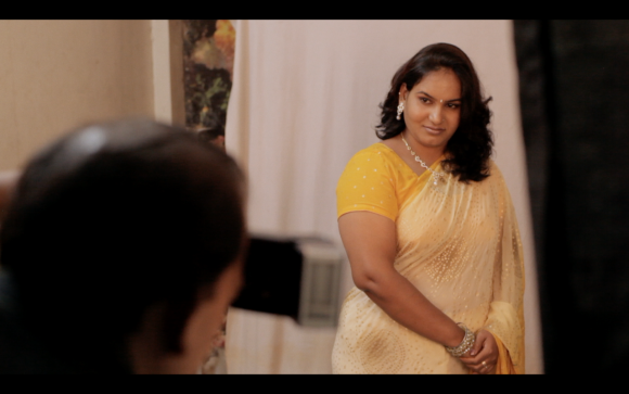"Dipti in ""A Suitable Girl."""