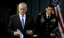 Gen. Mattis Says US Military Should 'Be Ready' Amid North Korea Tensions