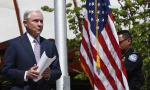 AG Sessions Vows 'New Era' in Border Security
